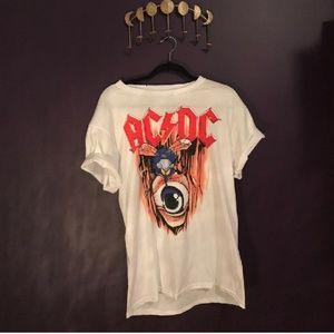 I.S.O!!! ACDC fly on the wall shirt